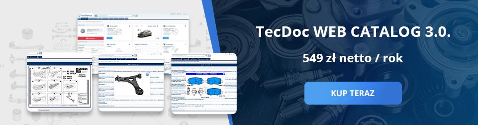 Dane TecDoc WEB